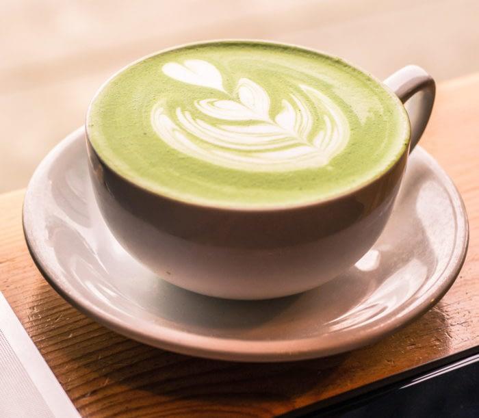 Japanse groene thee